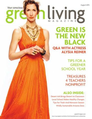 fe31cbf0055b Green Living August 2015 by Green Living AZ magazine - issuu