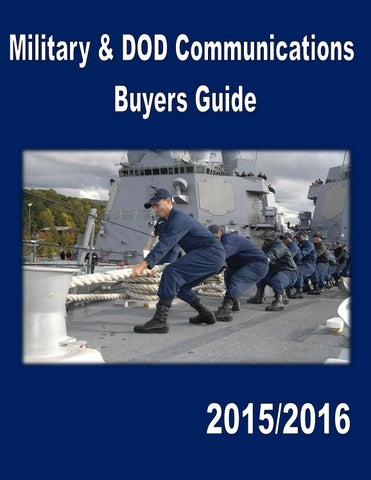 Military Dod Communications Ers Guide 1st Tustin Ca 92782 Contact Name Tim D Lowe Phone 419 522 4444 Url Www
