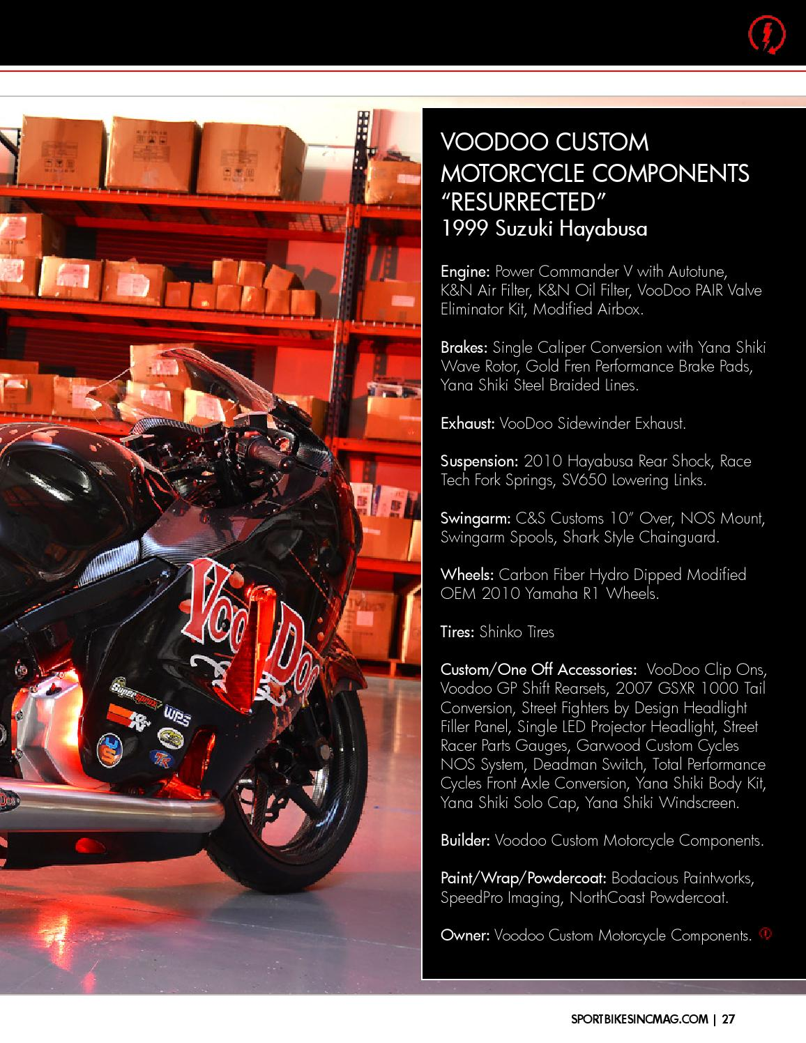 SportBikes Inc Magazine July 2015