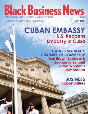 BBN July 2015 by Black Business News Group - issuu