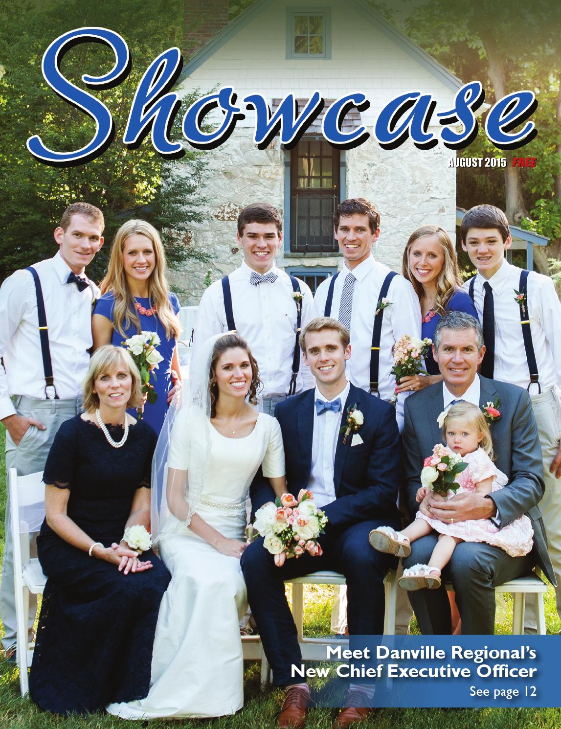 Showcase Magazine August 2015 by Andrew Brooks Media Group ...