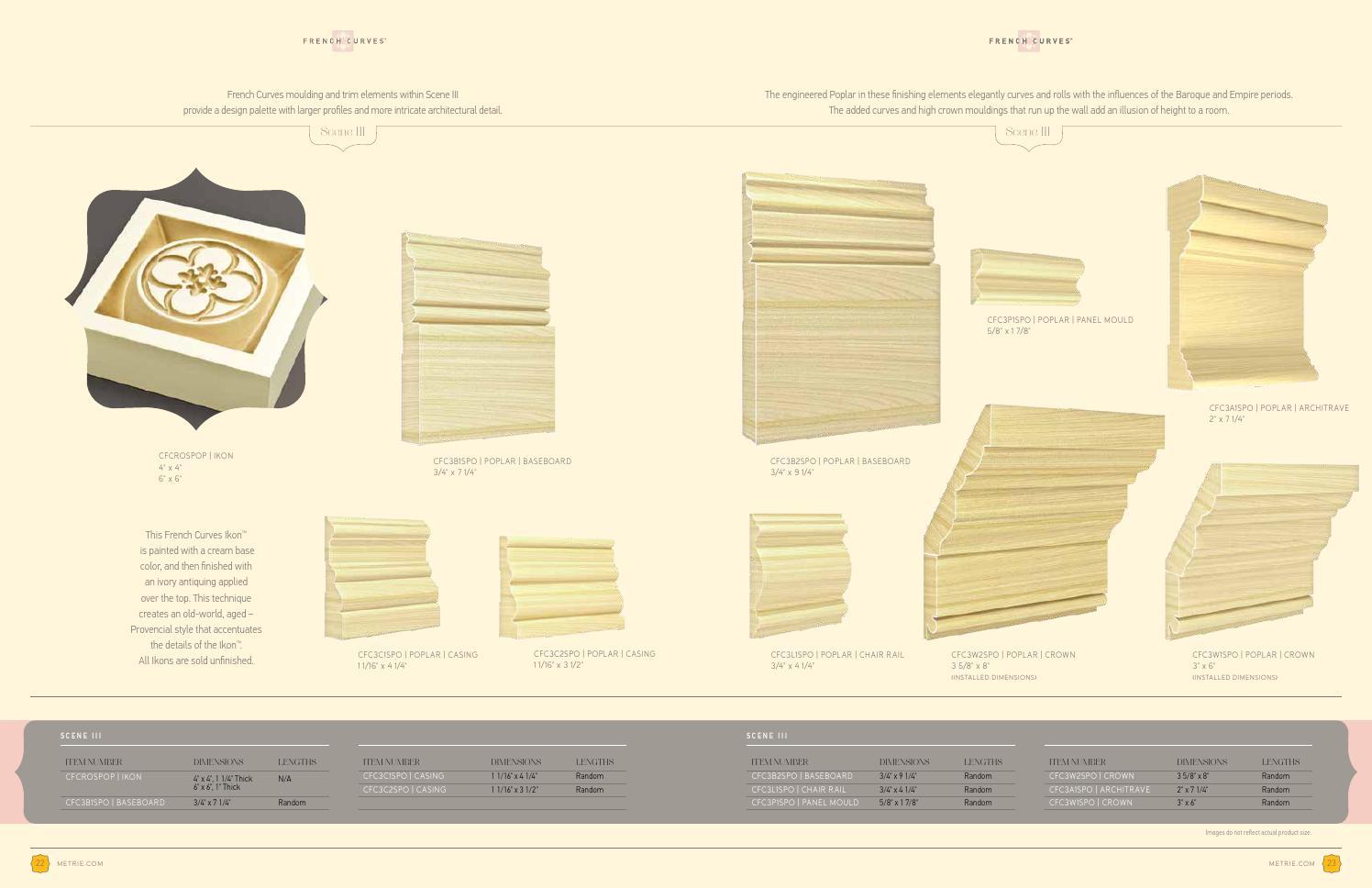 Metrie 2015 Regional Catalog- Denver, CO by Metrie - issuu