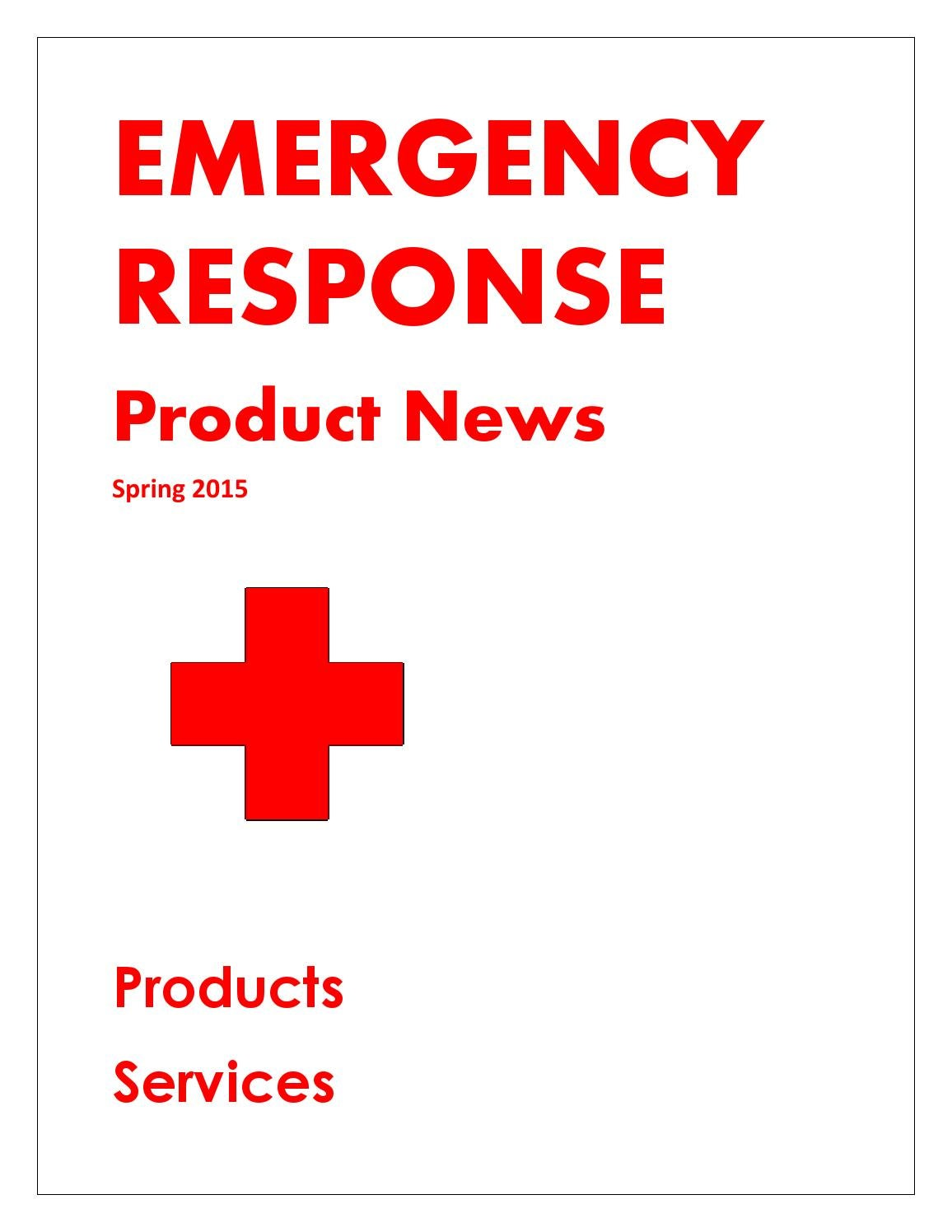 Emergency Response By Federal Buyers Guide Inc Issuu Block Diagram Led Lighting Sbd Ticom
