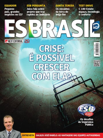 Revista ES Brasil 120 by Next Editorial - issuu e2caf14fcaf28