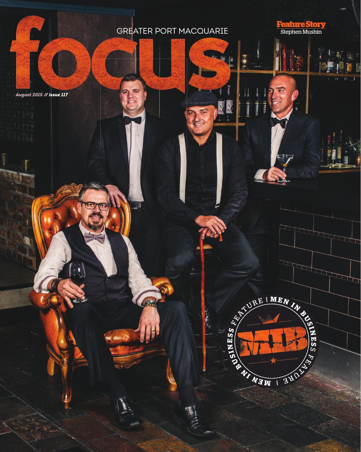 Port Macquarie Focus i117 by Focus