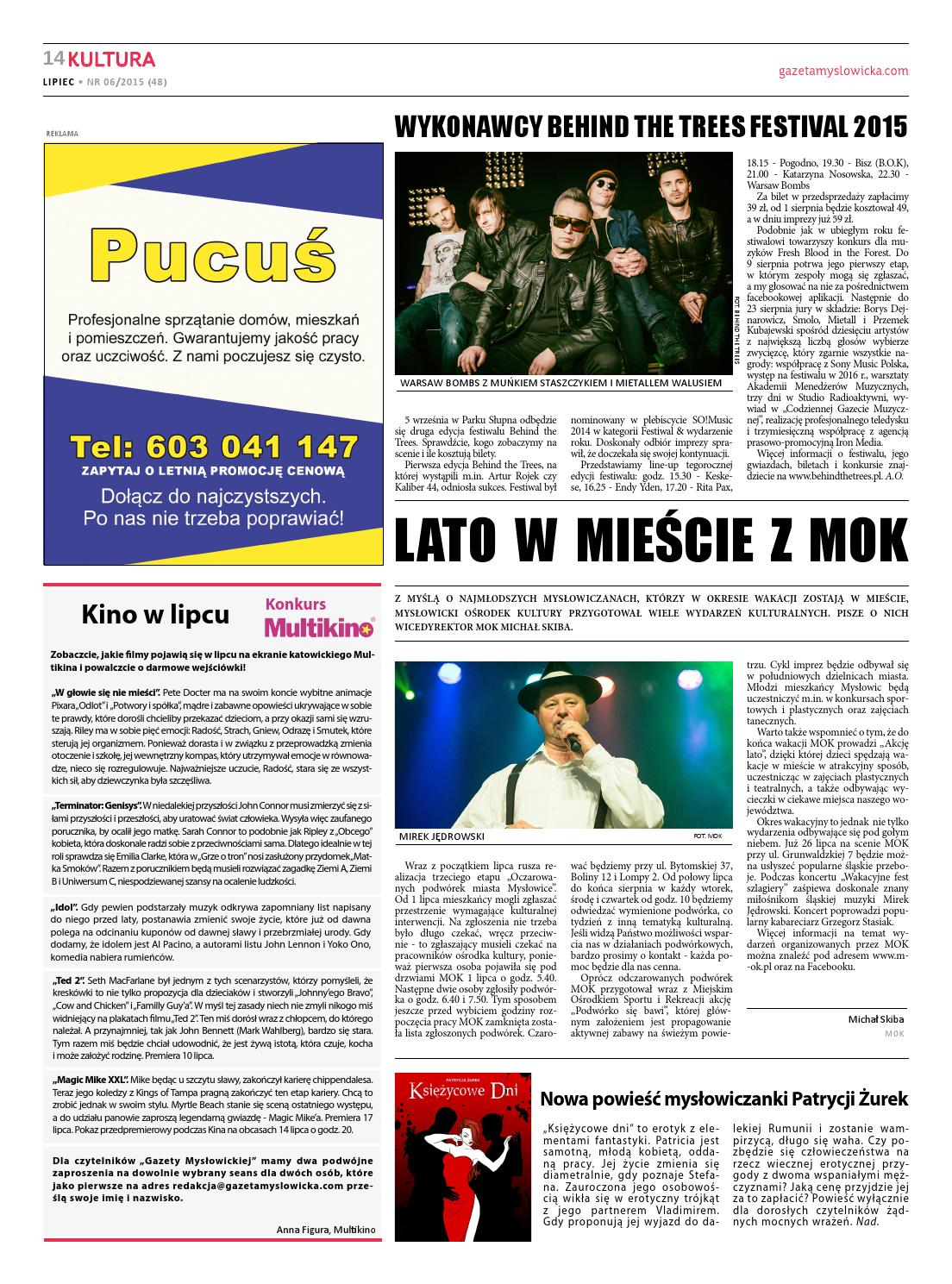 Gazeta Mysłowicka 48 By Aramedia Issuu