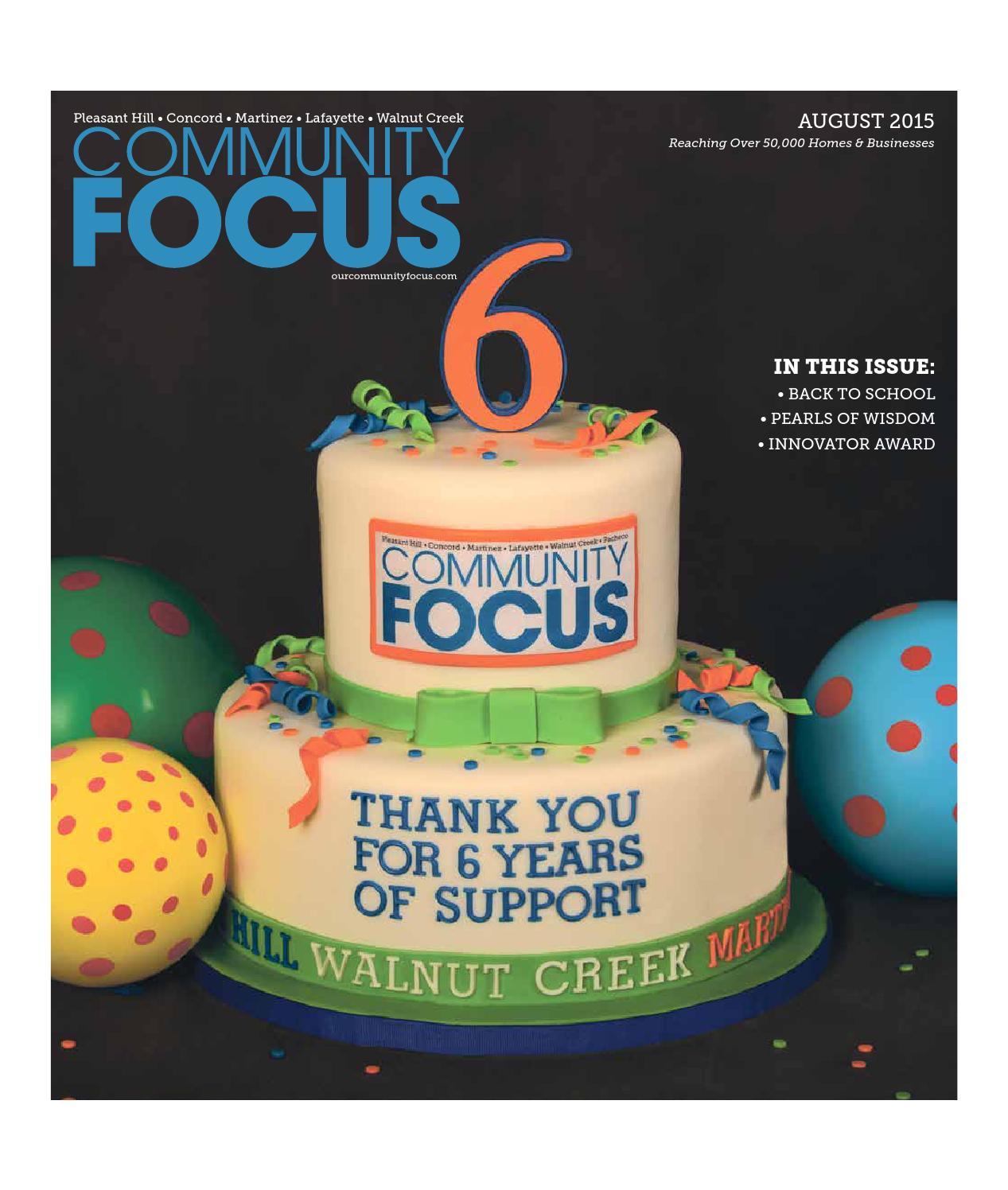 August 2015 Community Focus by Community Focus - issuu