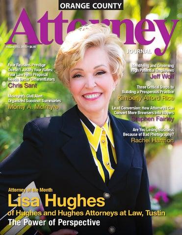 Attorney Journal, Orange County, Volume 113