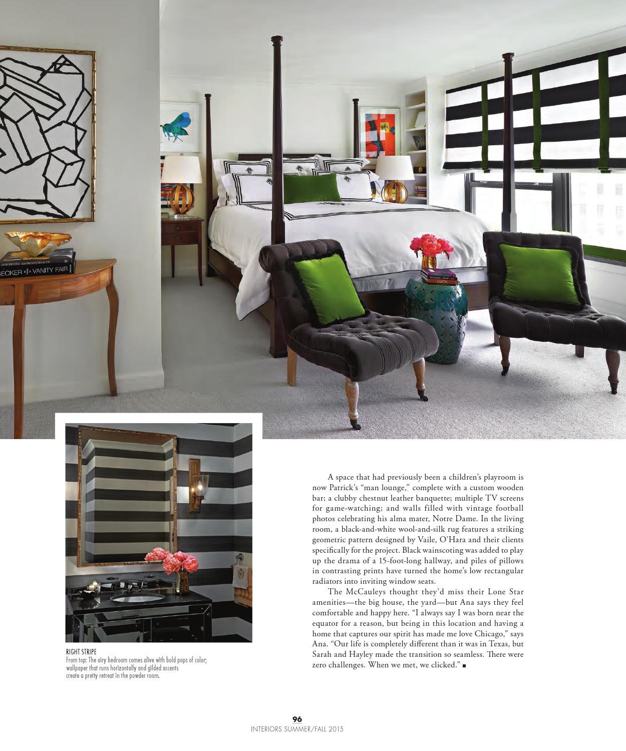 Modern Luxury Interiors Chicago Summer 2015 By Coupon