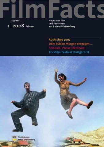 FilmFacts Ausgabe 1 | 2008 by MFG Filmförderung issuu