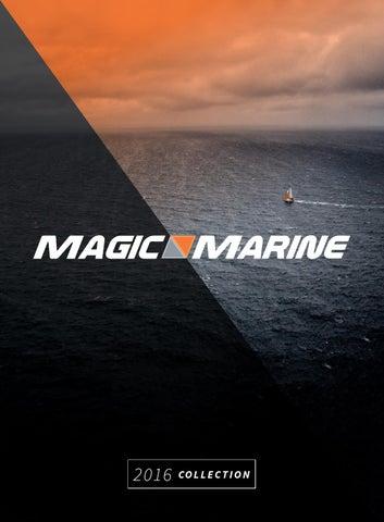Black Magic Marine Laser Race Hiking Strap 2017