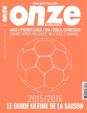Onze Mondial Hors Série #3 by onzemondial issuu