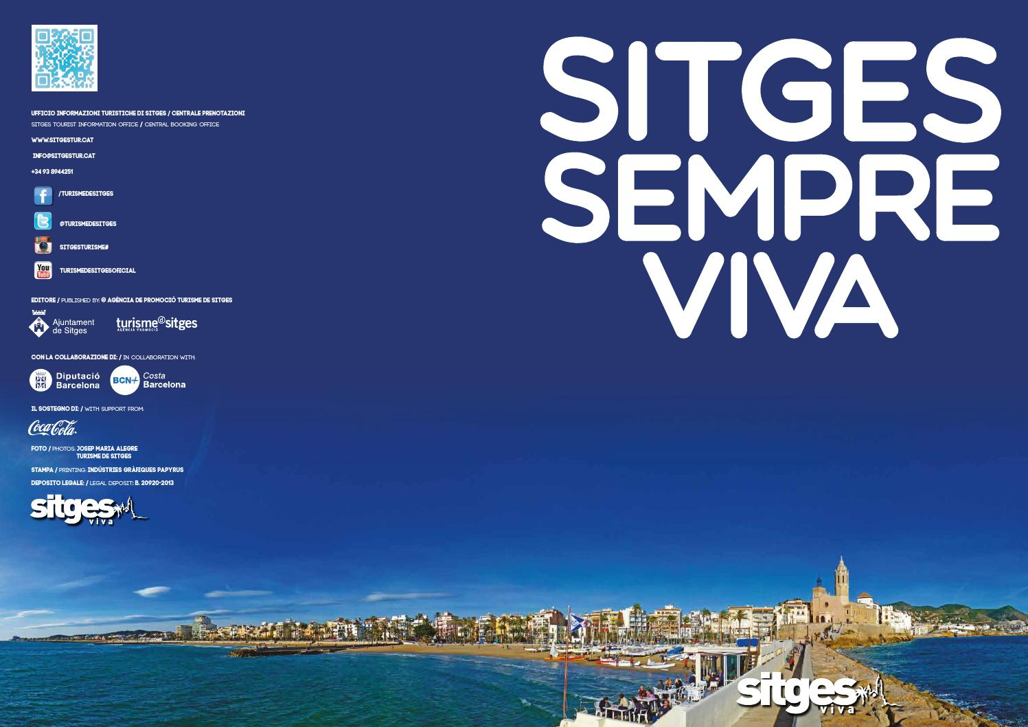Magazinea3 ital angl ok by turisme de sitges issuu - Sitges tourist information office ...