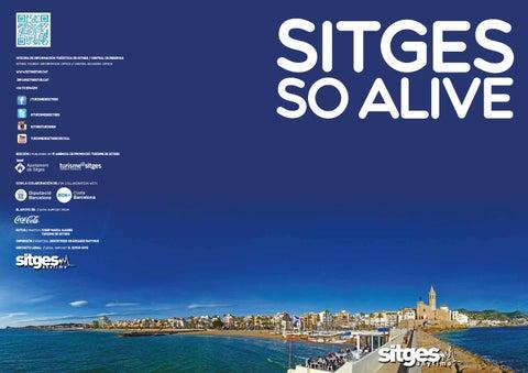 Magazinea3 cast angl ok by turisme de sitges issuu - Sitges tourist information office ...