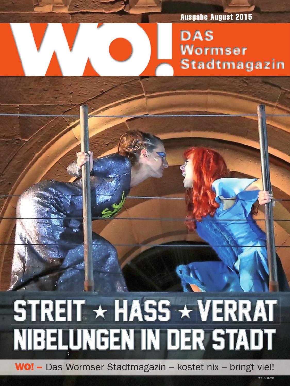 Wo magazin 0815 web by WO! – DAS Wormser Stadtmagazin - issuu