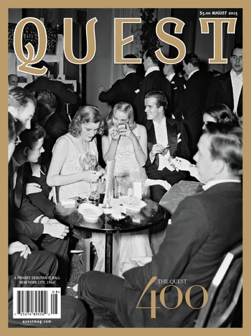 f03d4c9aa Quest August 2015 by QUEST Magazine - issuu