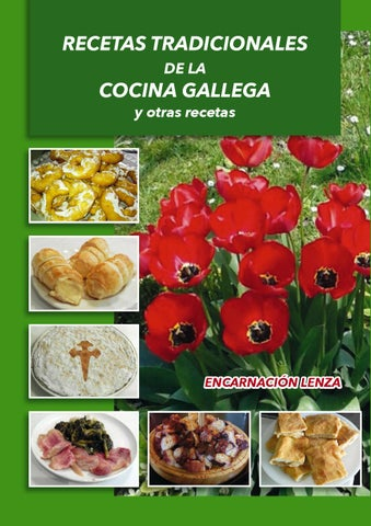 RECETAS TRADICIONALES DE LA. COCINA GALLEGA ...