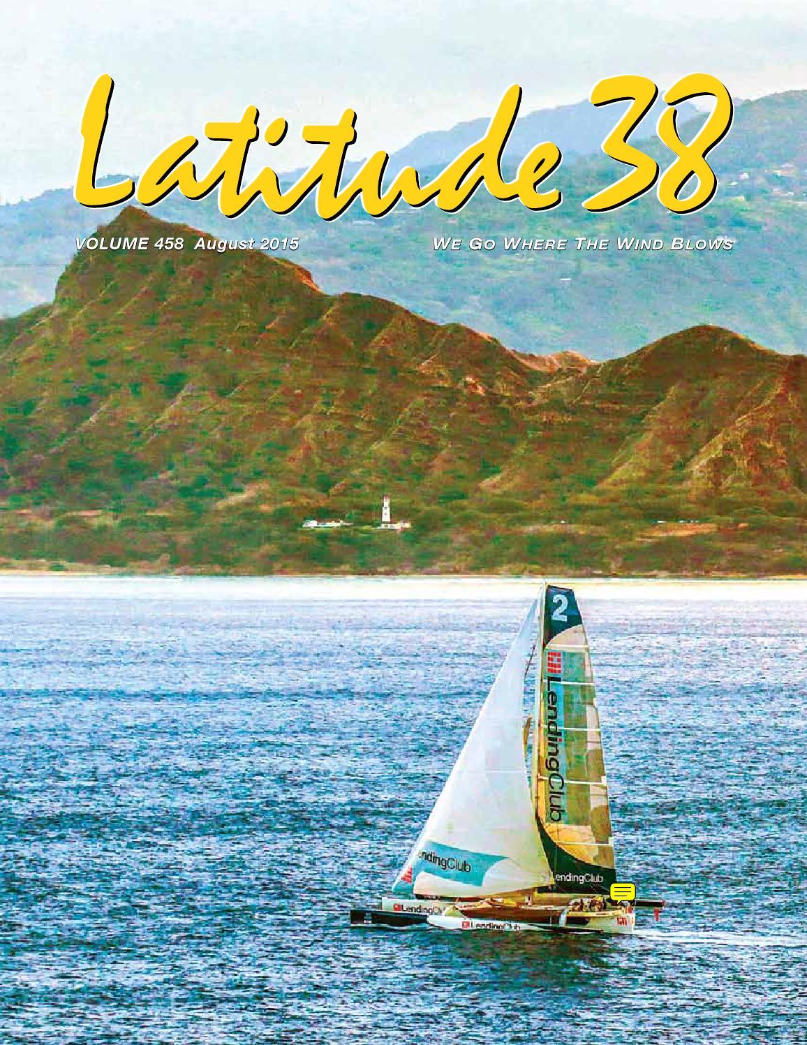 Latitude 38 August 2015 By Media Llc Issuu 3d Origami Swan Love Boat Diagram Flickr Photo Sharing