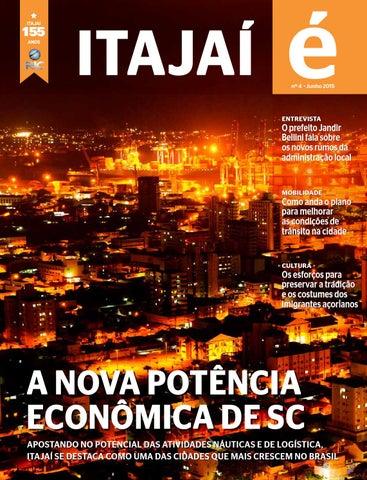 abe2a17321 Revista Itajaí é by Grupo RIC SC - issuu