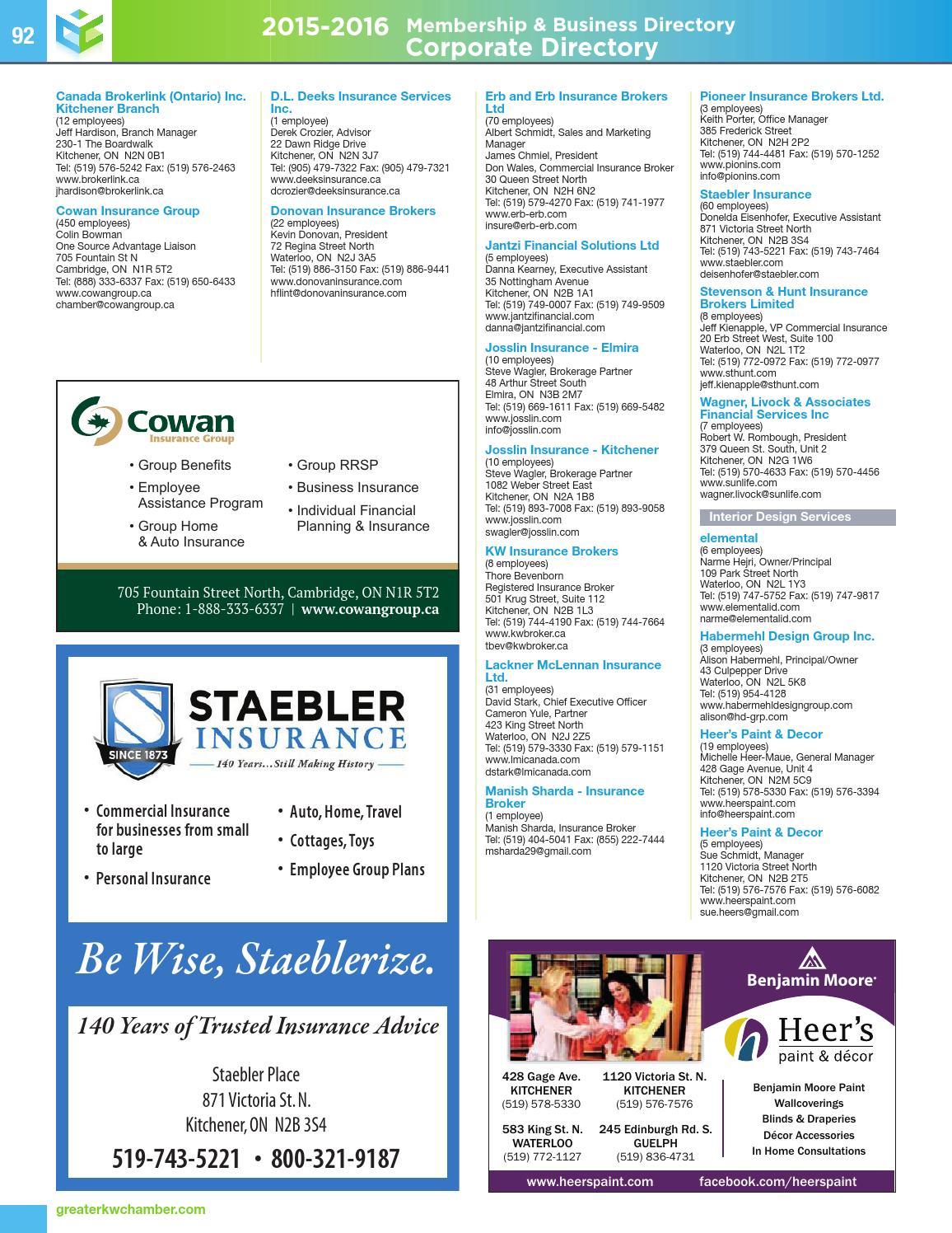 2015-16 Membership & Business Directory by Natalie Hemmerich - issuu