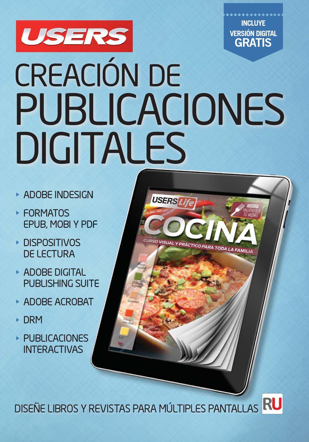 Creación de publicaciones digitales by RedUSERS - issuu