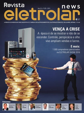 Eletrolar News ed105 by Grupo Eletrolar - issuu e151fe6a39332