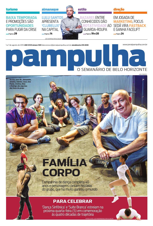 Pampulha - Sáb, 01 08 2015 by Tecnologia Sempre Editora - issuu f15b1ee7ca