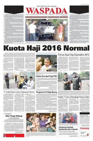 Waspada Sabtu 1 Agustus 2015 By Harian Waspada Issuu