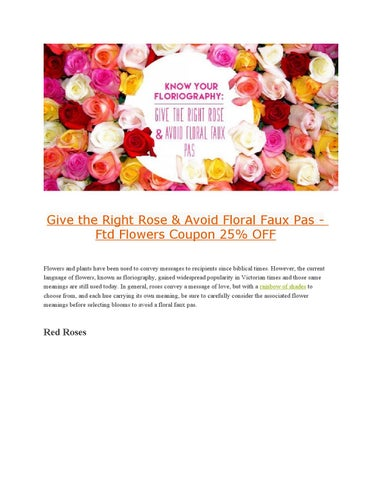 Related Fl S 1800flowers Promo Code