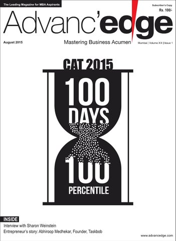 A mba august2015