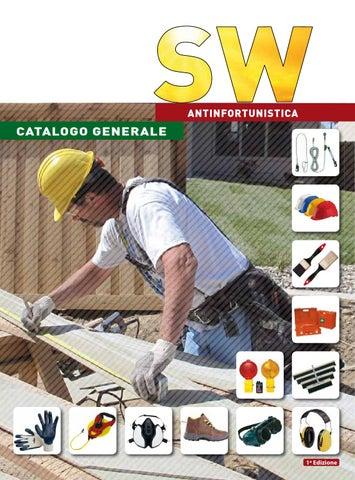 disabilità strutturali vendita ufficiale ineguagliabile nelle prestazioni SW Safe-Work catalogo Antinfortunistica by SW Safe-Work snc ...