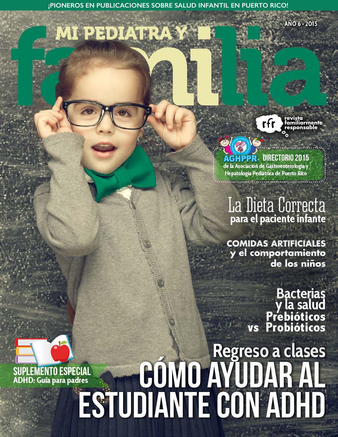 Revista mi pediatra y familia by revista pediatr a y medicina de familia issuu - Como llamar a puerto rico ...