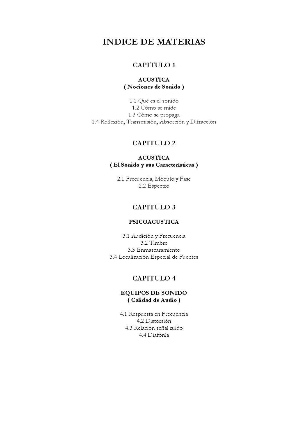 Curso de tecnico de sonido y produccion musical by musicat - issuu
