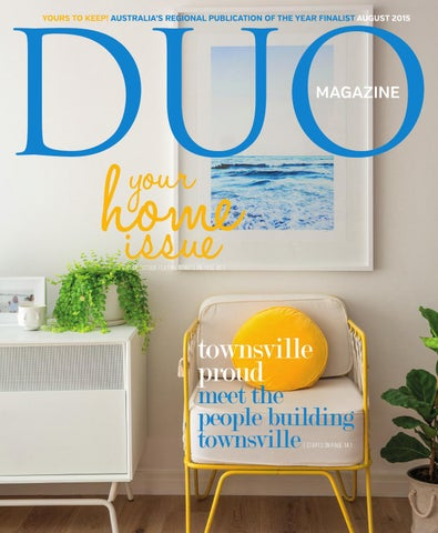 DUO Magazine August 2015