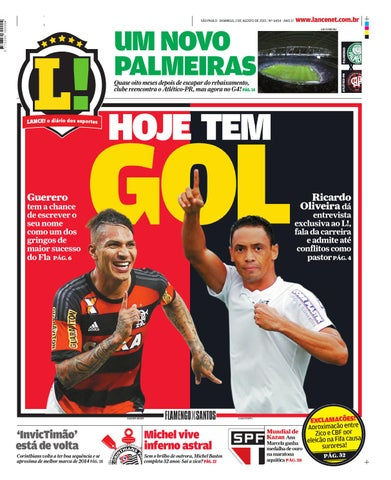 jornal o lance by lotequeiros - issuu d8f7eafbd2900