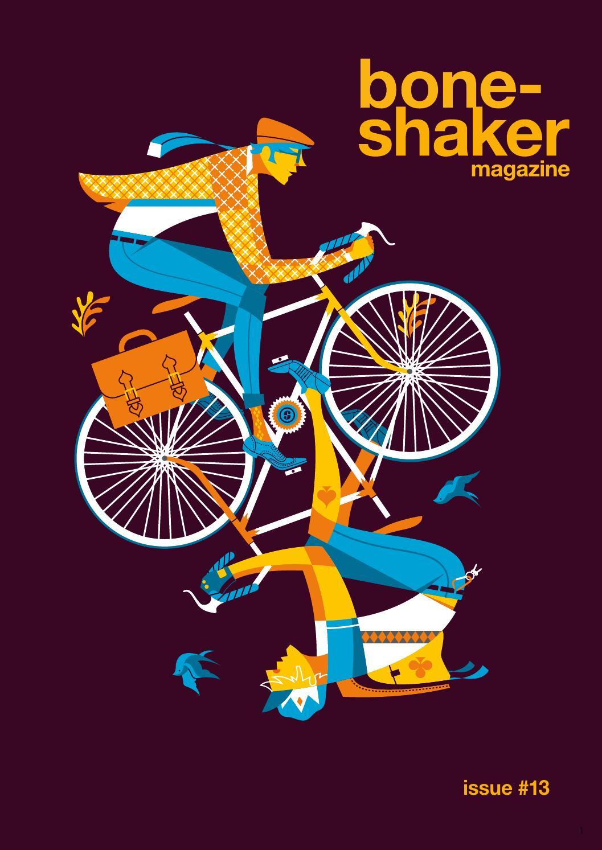 Boneshaker Bike Festival Jersey