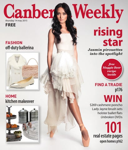 2f5a817d5c3 12 March 2015 by Canberra Weekly Magazine - issuu