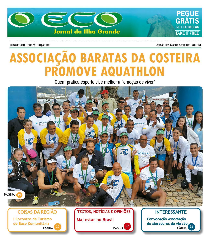 3c2a56ced316d Edição 195 - O Eco Jornal by Nelson Palma - issuu