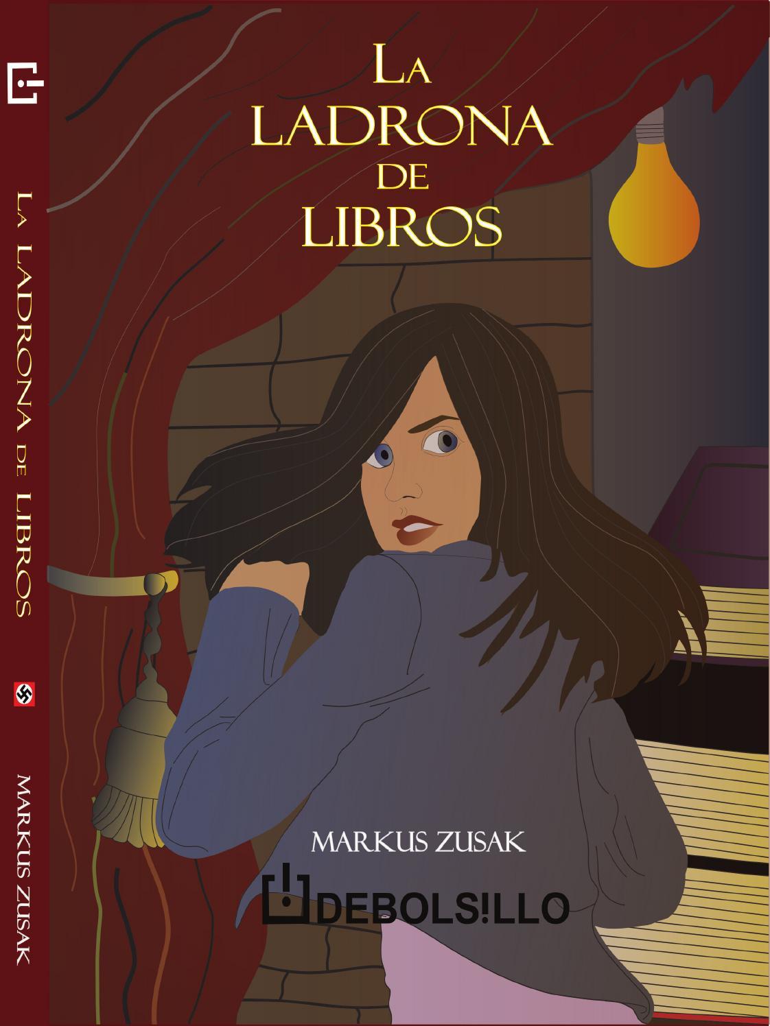 Libro edicion especial, la ladrona de libros by Luis