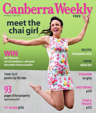 11 June 2015 by Canberra Weekly Magazine - issuu 20b9bd0fd