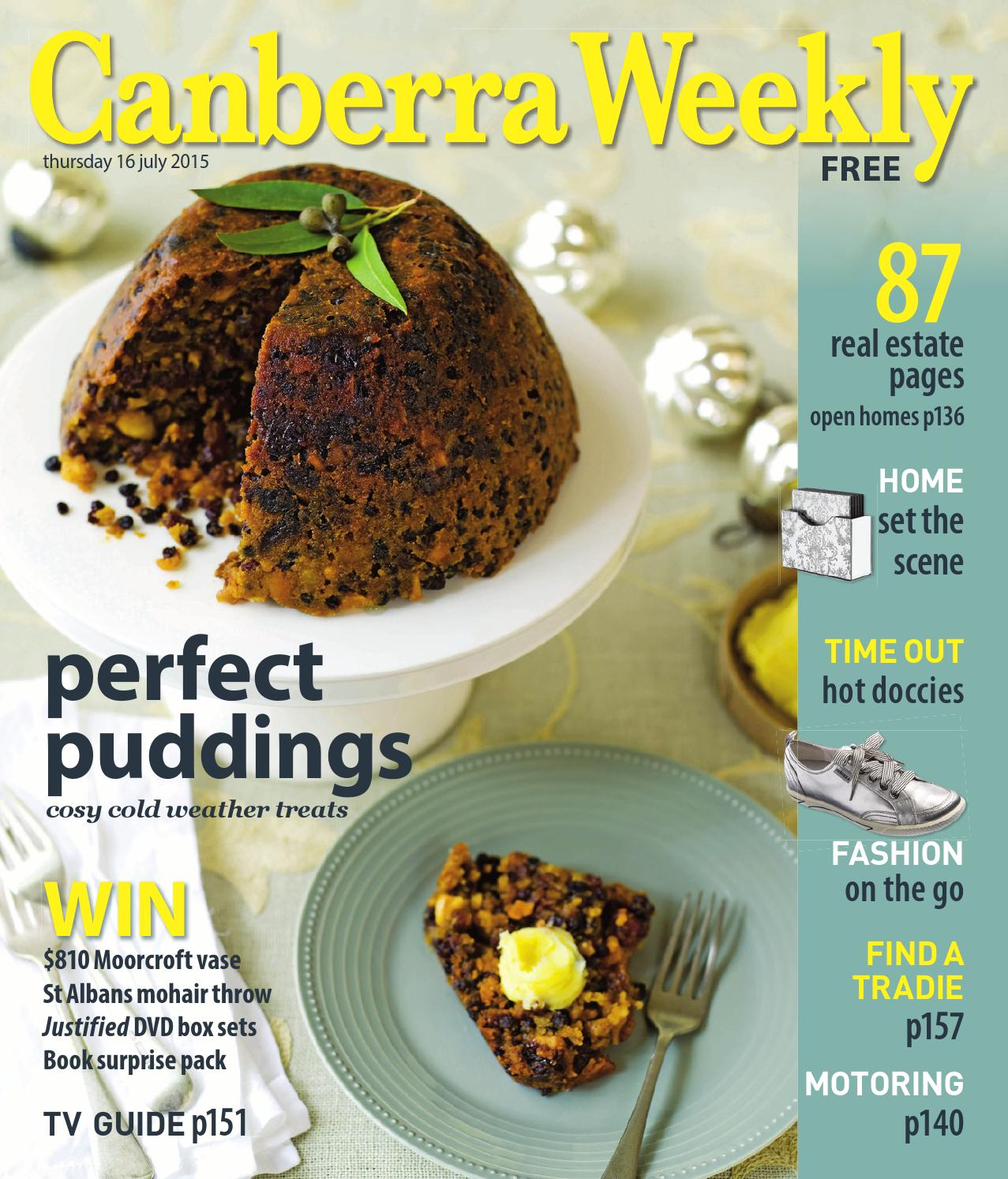 31d7422895f8 16 July 2015 by Canberra Weekly Magazine - issuu