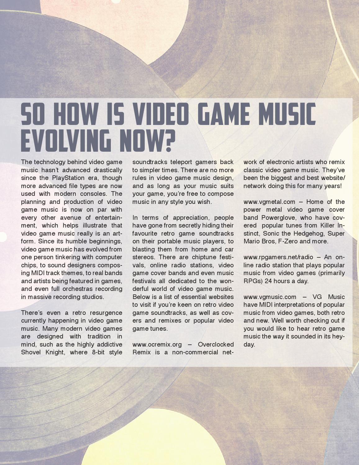 August Live Magazine by Gametraders - Publishing - issuu