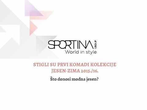eeb89115e7bd Sportina jesen zima 2015 2016 by katalozi.net - issuu