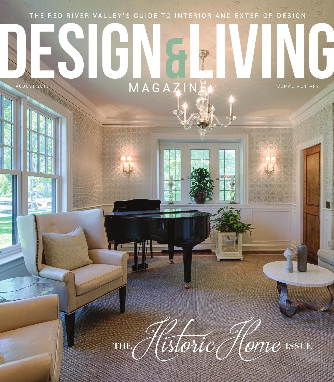 design u0026living august 2015 by spotlight media issuu