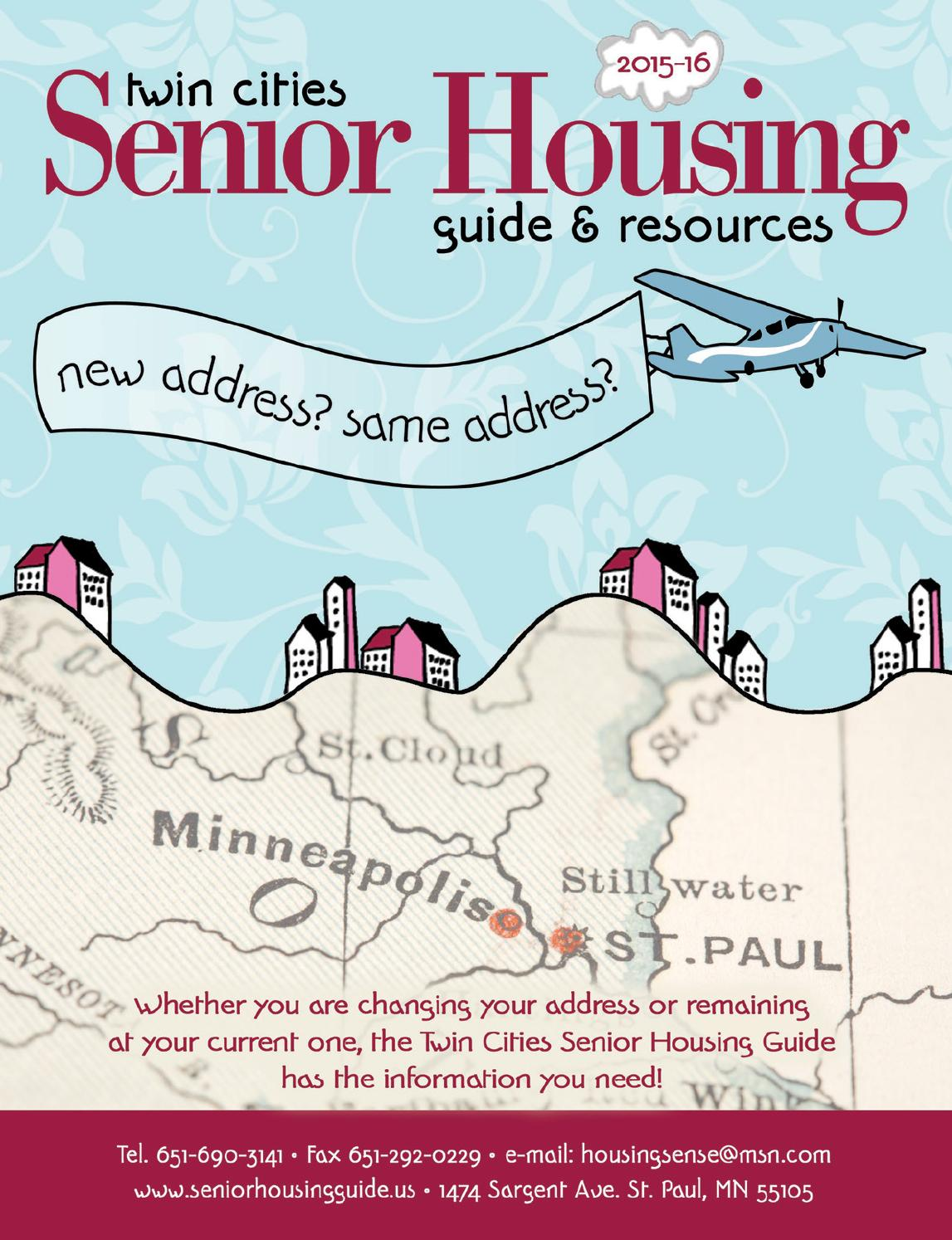 2015 senior housing guide & resources by senior housing guide - issuu