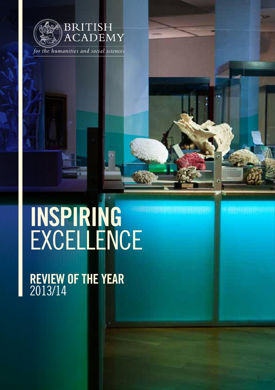 British Academy Review Of The Year 2013 14 By British Academy Issuu