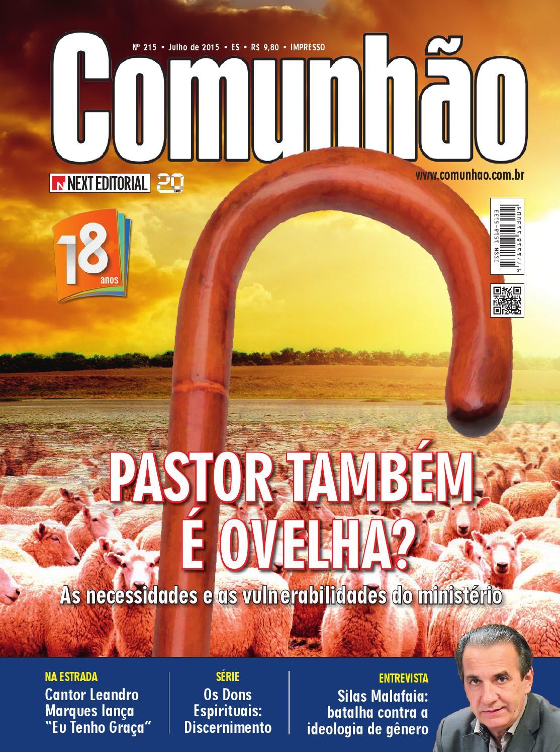 db5d4da42e2e6 Revista Comunhão 215 by Next Editorial - issuu