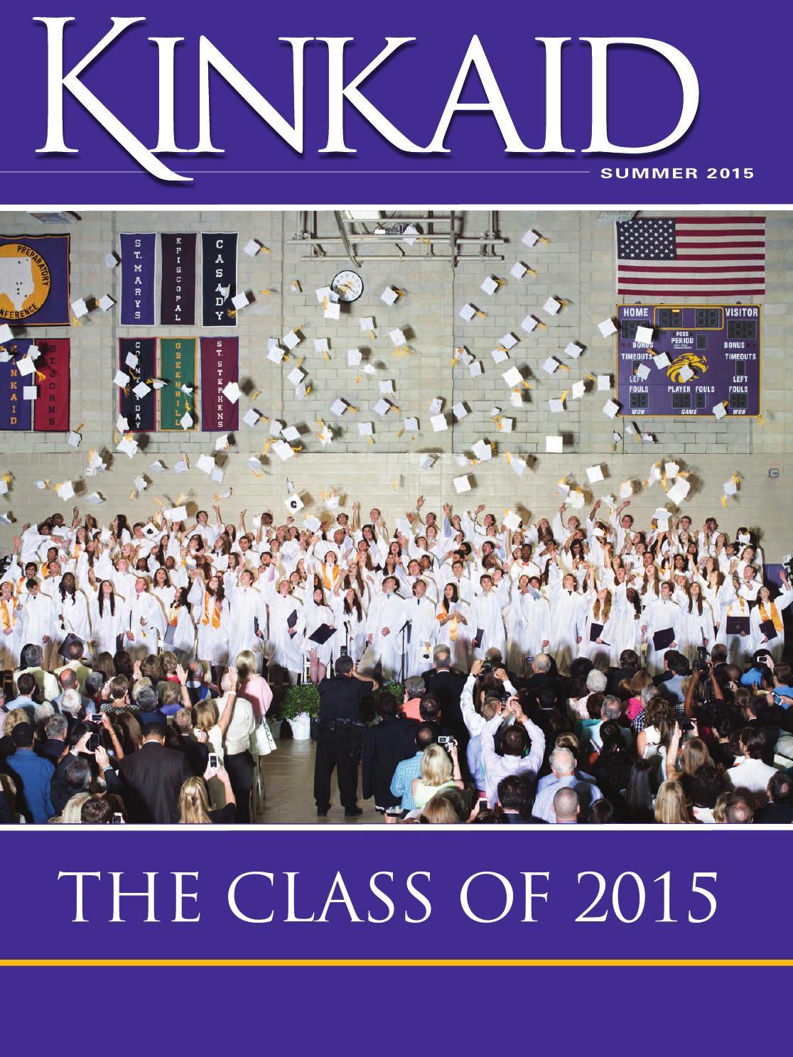 Kinkaid summer magazine 2015 by the kinkaid school issuu fandeluxe Gallery