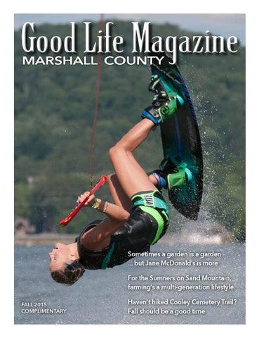 4511b2c09 Marshall Good Life Magazine - Fall 2015 by The Good Life Magazine ...