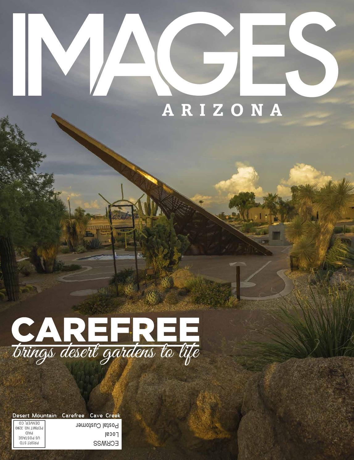North Scottsdale, Carefree, Cave Creek Edition by Images Arizona ...